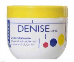 Крем-маска з четвертинними солями та плацентою DENISE CLASSICО