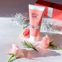 Натуральный крем для рук с болгарским  розовым  маслом  Rosa  Pretiosa