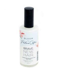 Безсульфатний крем BLOOM BRAVE NEW HAIR збагачений кокосовим маслом, провітаміном В5 та УФ-фільтром. З ароматом Божура (півонії). Biopharma100мл