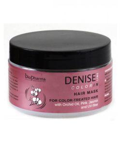 Маска для фарбованого волосся - захист кольору ColorIN Biopharma