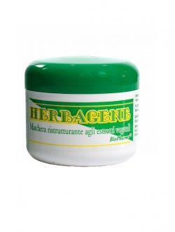 Купити натуральну маску проти лупи і при сильному випадіння волосся HERBAGENE