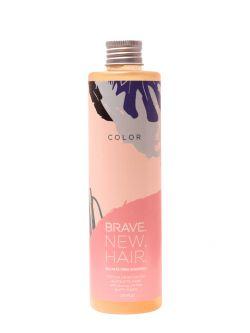 Безсульфатний шампунь для фарбованого волосся COLOR BRAVE NEW HAIR