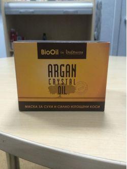 Маска Argan Crystal Oil купить