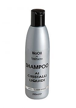 Купить шампунь Bio Oil с жидкими кристаллами