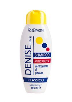 Шампунь з концентратом плаценти від випадіння волосся CLASSICO.