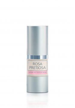 Крем для контуру очей з олією болгарської троянди ROSA PRETIOSA