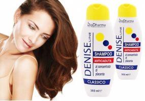 Шампунь с концентратом плаценты от выпадения волос CLASSICO
